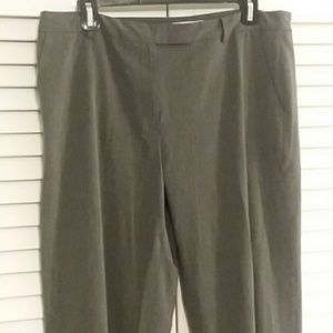 Calvin Klein Gray Women's Dress Pants